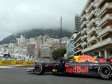 Verstappen tweede achter Ricciardo in eerste training Monaco