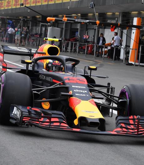 Derde pole op een rij voor Vettel, Verstappen op P5