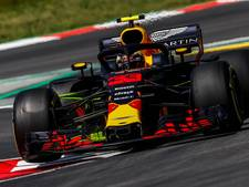 Verstappen besluit derde training in mineur