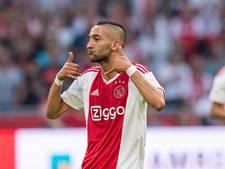 Magistrale Ziyech neemt Ajax bij de hand tegen pover Sturm