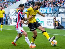 Domper voor Willem II bij competitiestart