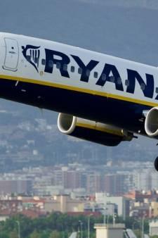 Ryanair laat toch vluchten vertrekken ondanks staking