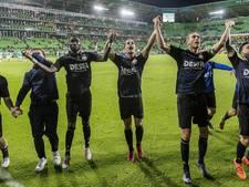 Groningen na afstraffing ook thuis tegen Willem II onderuit