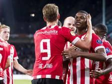 PSV zet Ajax direct op twee punten achterstand met klinkende zege