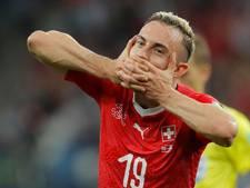 Kwetsbaar Zwitserland ondanks gelijkspel naar laatste zestien