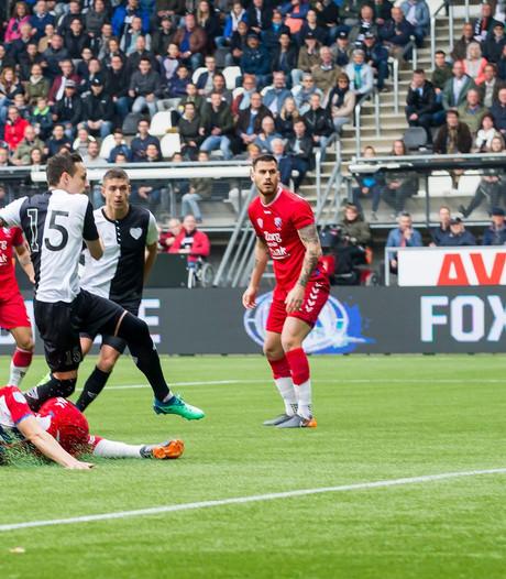 FC Utrecht knokt zich knap terug tegen Heracles