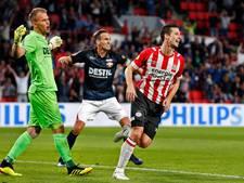PSV laat geen spaan heel van Willem II