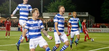 Almere City laat winst glippen tegen De Graafschap
