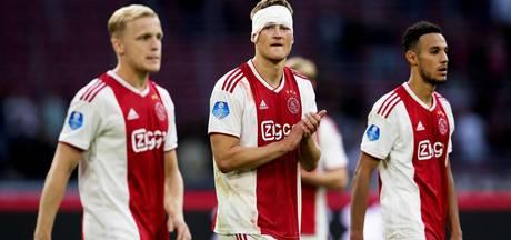 Dramatische seizoensstart Ajax door gelijkspel tegen Heracles