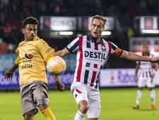 Willem II in knotsgekke slotfase naast Excelsior